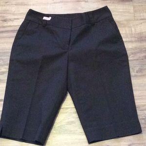 Apt. 9 brown 6 Shorts